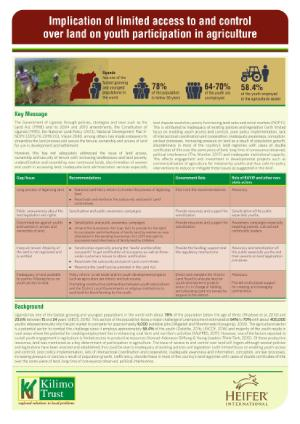 Land Policy Brief 1